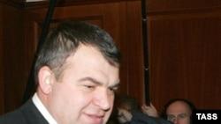 Анатолий Сердюков, вазири дифои Русия