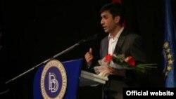 Изет Меџити, градоначалник на Општина Чаир и потпретседател на ДУИ.