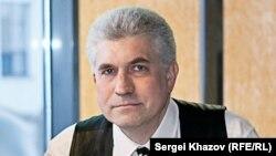 Самара. Самарский блогер Андрей Асташкин. Фото Сергея Хазова