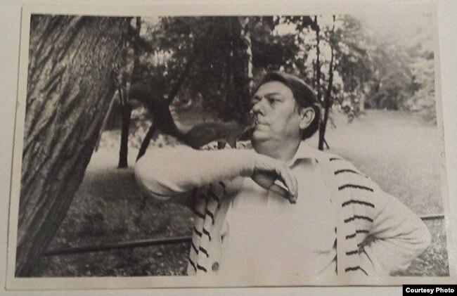 Уладзімер Караткевіч, 1982 год
