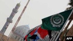 Flamuj të vendeve të Ligës Arabe