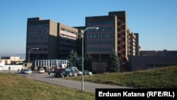 In five of the six suicides that have occurred at the University Clinical Center of Republika Srpska in Banja Luka, people jumped from hospital windows in or where coronavirus wards were located. (file photo)