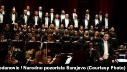 Hor, Sarajevska filharmonija i solisti Opere Narodnog pozorišta Sarajevo