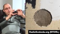 «Снаряд викинуло під кутом» – Володимир Щетінін