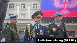 Александр Захарченко, Донецк, 9 мая 2015 года