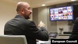 Шефот на Европскиот совет, Шарл Мишел