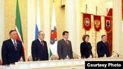 Казан шәһәр Думасы утырышында Татарстан президенты да катнашты