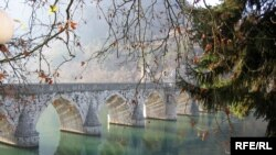 Most Mehmed-paše Sokolovića u VIšegradu, Foto: Branko Vučković