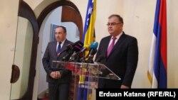 Mladen Ivanić: Zahtjev otvorio nekoliko krupnih pitanja