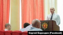 Денис Галахов