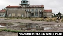 Аэропорт в Колпашеве