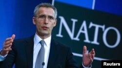 Генеральний секретар НАТО Єнс Столтенберґ (архівне фото)