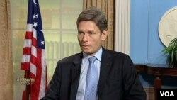ԱՄՆ-ի պետքարտուղարի տեղակալ Թոմ Մալինովսկի