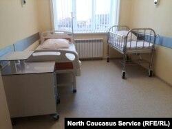 Инфекционное отделение одной из больниц Владикавказа