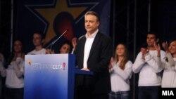 Бранко Црвенковски, претседател на СДСМ.