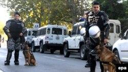 Policija, Podgorica, 2014.