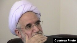 Iran -- Iranian opposition leader Mehdi Karroubi, Dec2010