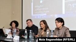 """კონფერენციის - """"თბილისის მედიაკონფერენცია - 2013"""" - ორგანიზატორები არიან კოალიცია მედიის ადვოკატირებისთვის და ფონდი ღია საზოგადოება - საქართველო."""