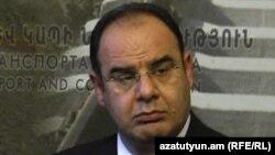 Бывший заместитель министра здравоохранения Армении Ваан Погосян (архив)