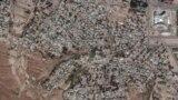 <p>На этих снимках со спутника можно увидеть как выглядит северная часть район Гажа, примерно в 2 километрах от центра Ашхабада до и после сноса домов. Фото слева сделан до массовых сносов в июне 2015 года. Фото справа сделан со спутника в мае 2017 года после завершения сноса.<br /> &copy; 2017 CNES&nbsp;- Airbus DS; &copy; 2017 DigitalGlobe; Источник: Google Earth</p>