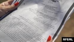 У заяві йдеться про те, що мешканка Баришівки Пасенко придбала квитки на рейс 17 травня до Шарм-ель-Шейха