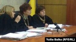 Судове засідання за позовом Сергія Зайця, архівне фото