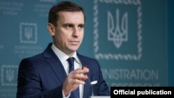 Ukraina Prezident idaresiniñ yolbaşçı muavini Kostântın Yeliseyev