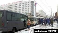 Віцебск, 23 сакавіка 2018 году