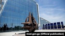 Штаб-квартира НАТО в Брюсселе (иллюстративное фото)