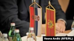 Zastave Srbije i Crne Gore