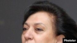 Diaspora Minister Hranush Hakobian