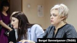 Evgenia Magurina, Moscova, 21 aprilie 2017