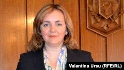 Министр иностранных дел Молдовы Наталья Герман.