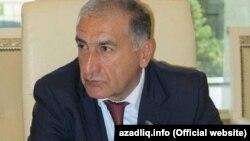 Milli Məclisin deputatı İqbal Məmmədov