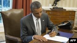 باراک اوباما، رییس جمهوری ایالات متحده