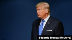 Президент США Дональд Трамп.