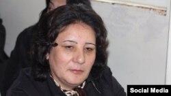 Azerbaýjanyň oppozision Halk Fronty partiýasynyň ýolbaşçysynyň orunbasary Gozal Baýramli