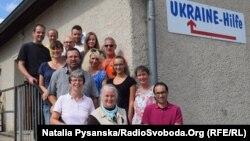 Команда доброчинної організації «Допомога для України» у Лобеталі, Німеччина