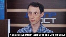 Довготерміновий спостерігач «Опори» в Дніпрі Денис Давидов