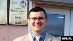 Сергей Луканин, юрист евангелической церкви «Новая жизнь» в Минске.