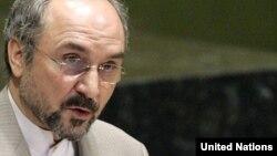 Представитель Ирана в ООН Мохаммад Хазаи