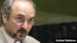 محمد خزایی، نماینده دائم ایران در سازمان ملل متحد