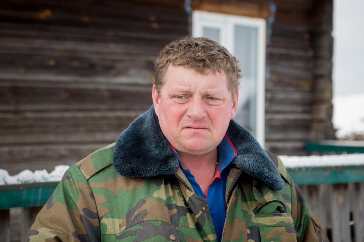 Сосед убийцы Сергея Алиферовича