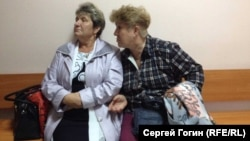 Суд в Ульяновске. Надежда Родионова и Татьяна Капустина, приговоренные к штрафу в 10 тысяч рублей каждая