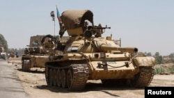 تانک های ارتش عراق
