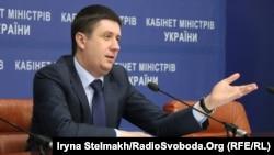 Міністр культури України В'ячеслав Кириленко