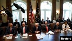 Najbogatija administracija u istoriji, kabinet Donalda Trumpa
