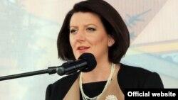 Presidentja e Kosovës, Atifete Jahjaga - foto arkivi