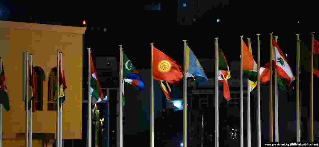 Саммитке Орусиянын, Казакстандын, Кытайдын, Тажикстандын, Өзбекстандын, Индиянын жана Пакистандын лидерлери келмекчи. Байкоочу макамына ээ болгон Ооганстандын, Беларустун, Ирандын жана Монголиянын президенттери да жыйынга катыша турганы маалымдалган.