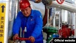 Түркіменстан-Қытай газ құбыры. (Көрнекі сурет).